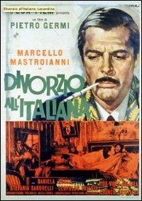 Locandina Divorzio all'italiana