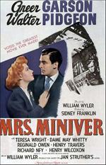 Locandina La signora Miniver