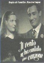 Il Vento Mi Ha Cantato Una Canzone (1953)