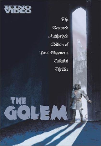 Il Golem - Come venne al mondo