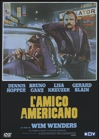 Locandina L'amico americano