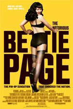 Locandina The Notorious Bettie Page