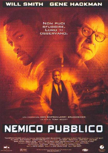 Nemico pubblico download ITA 1998 (TORRENT)