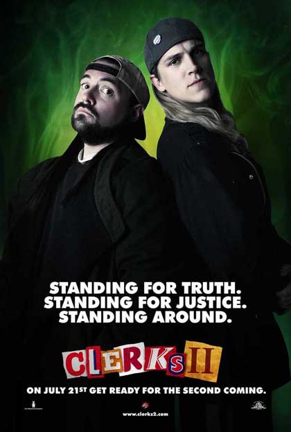 Poster Clerks II