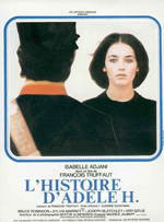 Locandina Adele H., una storia d'amore