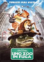 Locandina Uno zoo in fuga