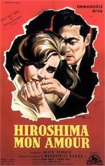 Locandina Hiroshima mon amour