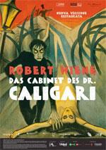 Locandina italiana Il gabinetto del Dottor Caligari