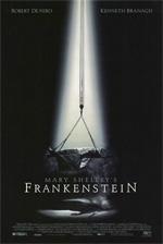 Locandina Frankenstein di Mary Shelley