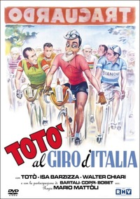 Locandina Totò al Giro d'Italia