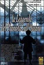 Locandina La leggenda del pianista sull'oceano