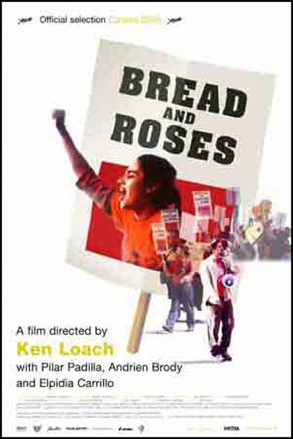 bread and roses Watch bread and roses, bread and roses full free movie online hd maya is a quick-witted young woman who comes over the mexican border without papers and makes her way to the la home of her older sister rosa rosa gets watch4hdcom.