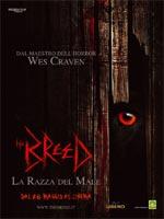 Locandina The Breed - La razza del male