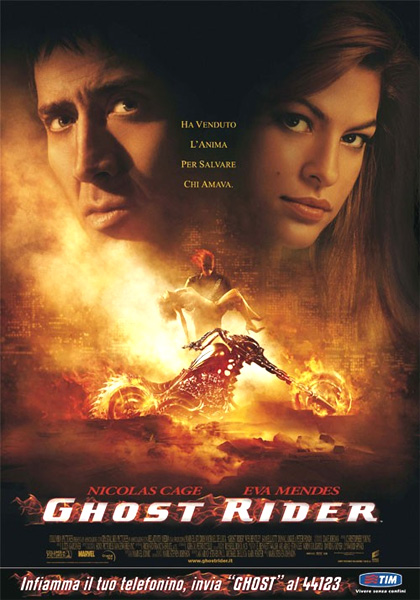 Locandina Ghost Rider