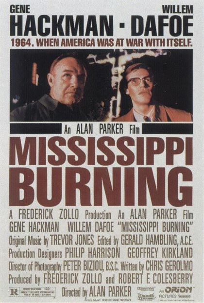 Mississippi Burning – Le radici dell'odio download ITA 1988 (TORRENT) Poster