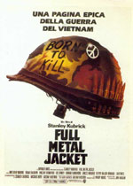 Locandina Full Metal Jacket