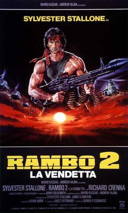 Trailer Rambo 2 - La vendetta