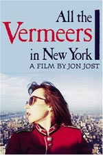 Locandina Tutti i Vermeer a New York