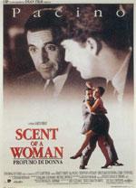 Locandina Scent of a Woman - Profumo di donna