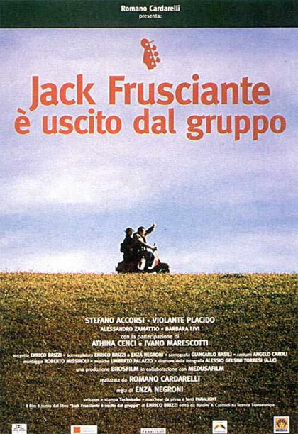 Jack Frusciante e uscito dal gruppo movie