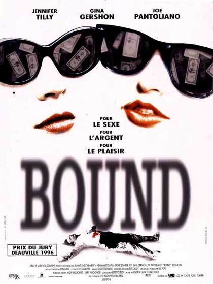 Poster Bound - Torbido inganno