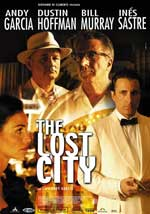 Locandina The Lost City