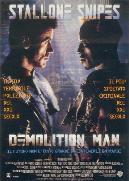 Trailer Demolition Man
