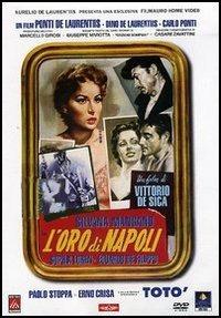locandina L'oro di Napoli