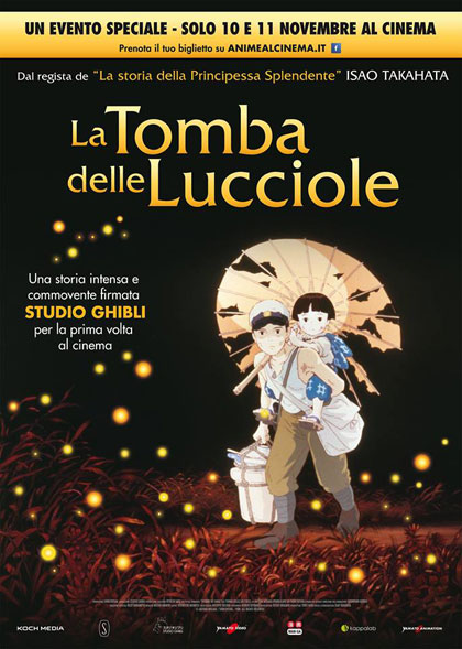 La tomba delle lucciole in streaming & download