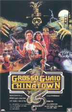 Grosso guaio a Chinatown streaming