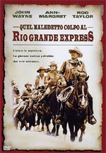 """Trailer Quel maledetto colpo al """"Rio Grande Express"""""""