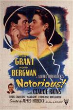 Locandina Notorious - L'amante perduta
