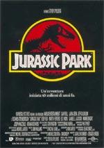 Locandina Jurassic Park 3D