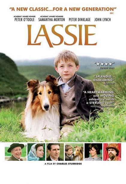 Trailer Lassie
