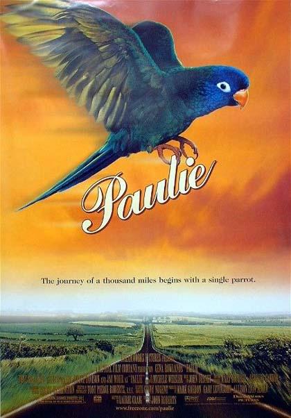 Trailer Paulie - Il pappagallo che parlava troppo