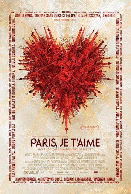 Trailer Paris, je t'aime