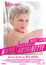 Locandina Marie Antoinette