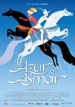 Locandina Azur e Asmar