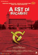 Locandina A est di Bucarest