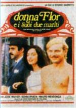 Locandina Donna Flor e i suoi due mariti