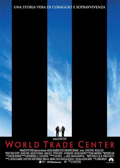 Locandina italiana World Trade Center