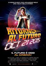 Locandina Ritorno al futuro