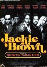 Locandina Jackie Brown