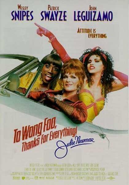 A Wong Foo, grazie di tutto, Julie Newmar
