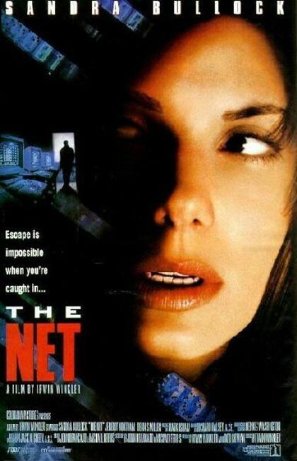 Trailer The Net - Intrappolata nella rete