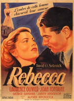 locandina Rebecca - La prima moglie