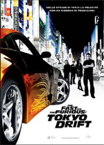 Locandina The Fast and the Furious: Tokyo Drift