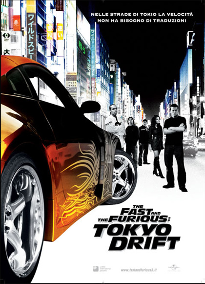 Guarda gratis The Fast and the Furious: Tokyo Drift in streaming italiano HD