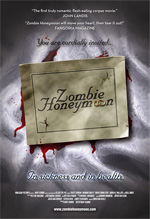 Locandina Zombie Honeymoon