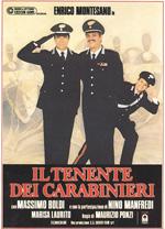 Locandina Il tenente dei carabinieri